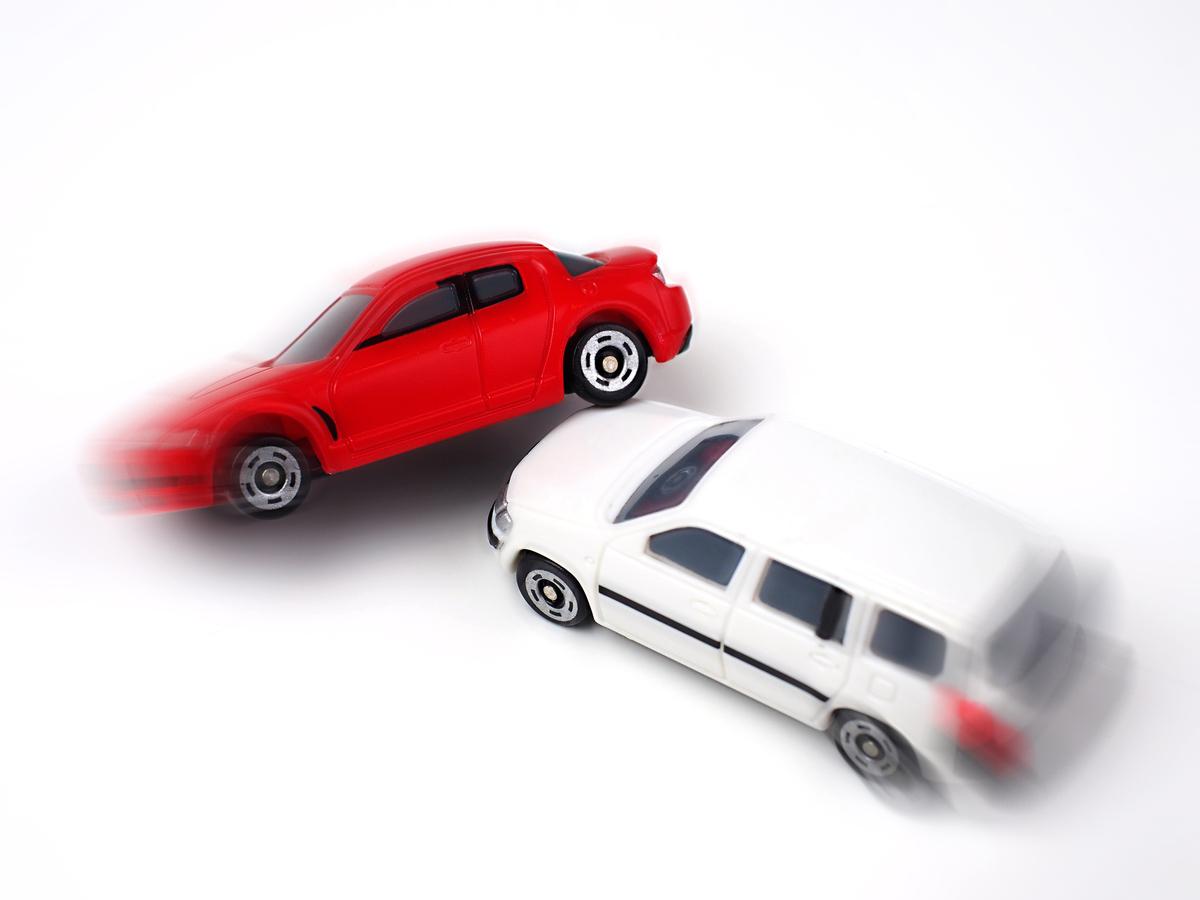 交通事故のイメージ画像