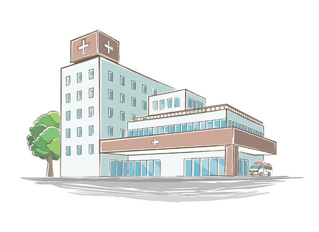 病院のイメージ画像
