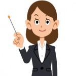 保険会社が提示する過失割合を過去の裁判例と比較して妥当かどうかを判断する女性のイメージイラスト
