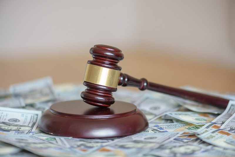 慰謝料の増額の裁判のイメージ画像