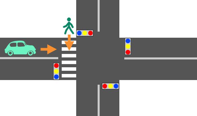 事故の状況を説明した画像