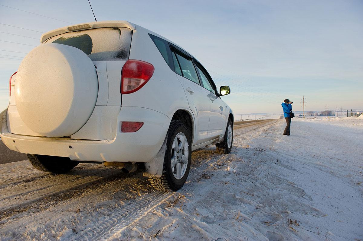 自賠責保険に入って安全な車のイメージ画像