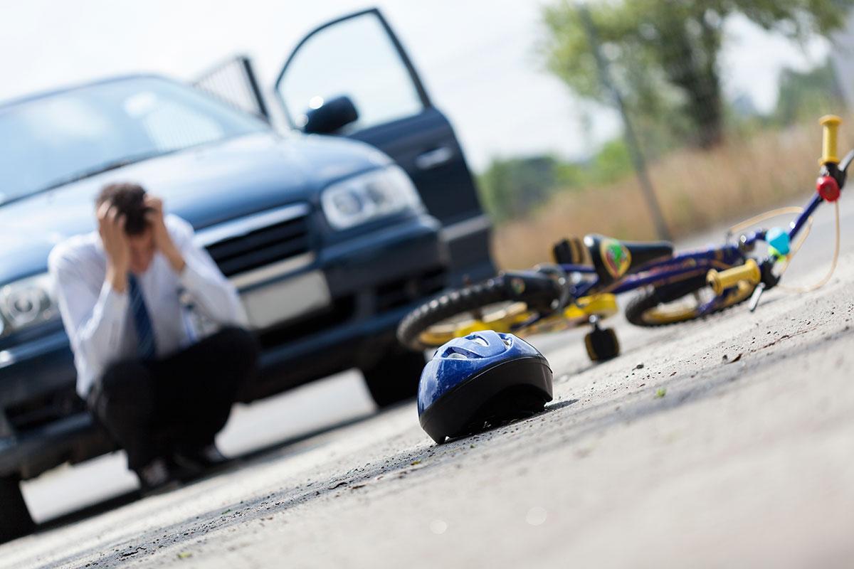 事故でショックを受けるイメージ画像