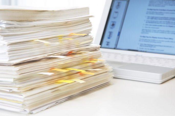 後遺障害の申請に必要な書類のイメージ画像