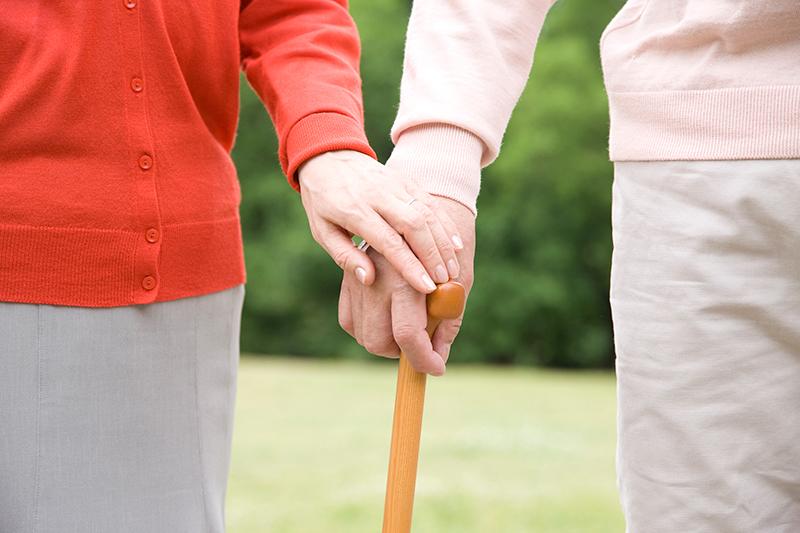 高齢者夫婦のイメージ画像