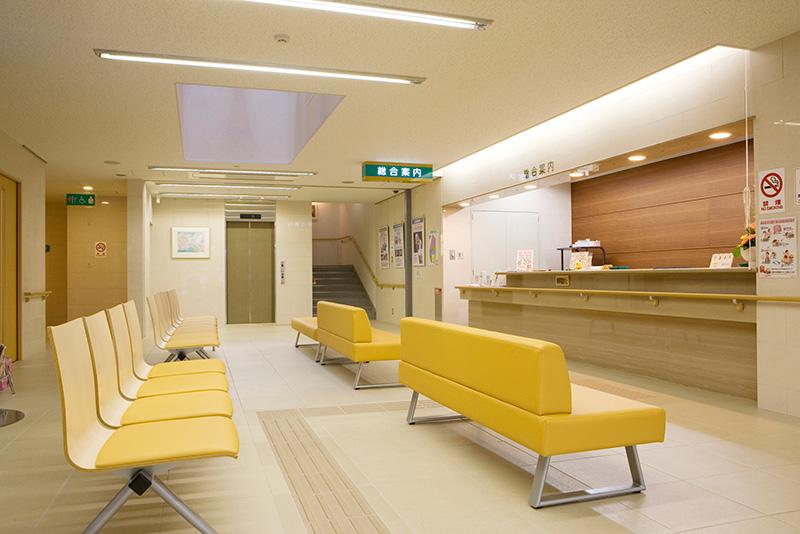 被害者が通院している病院のイメージ画像