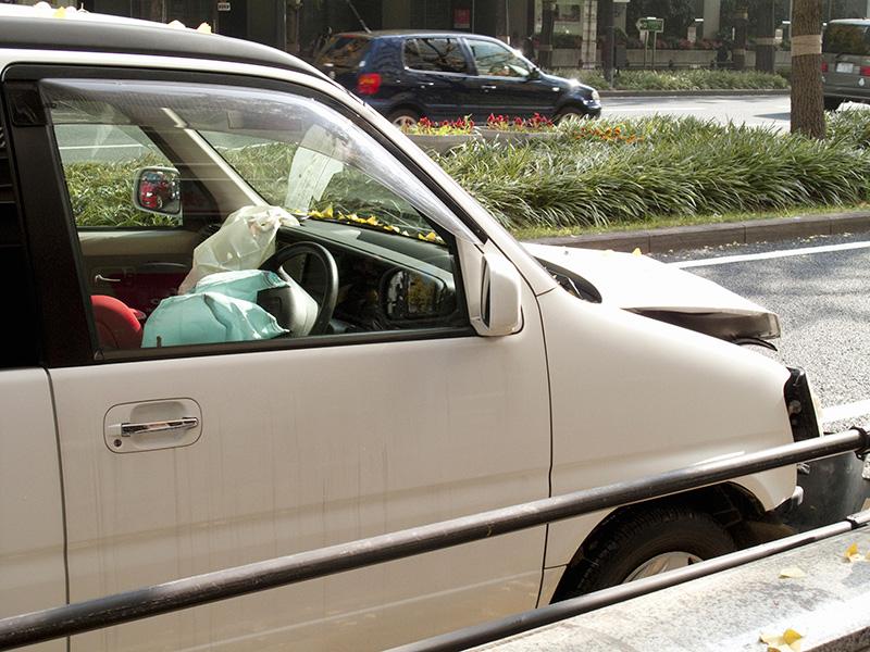 被害者が死亡した交通事故のイメージ画像